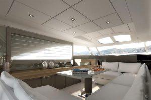 Yachts for Sale in London UK - Grosvenor Yachts - Austin Parker 62 Palma Fly