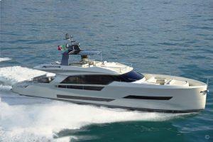 Yachts for Sale in London UK - Grosvenor Yachts - Austin Parker AL 86 Fly