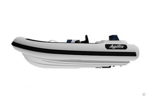 Boats for Sale in London UK - Grosvenor Yachts - Agilis 280 Jet Tender