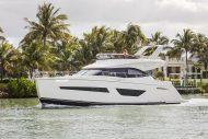 Yachts for Sale in London UK - Grosvenor Yachts - Carver C52 Command Bridge