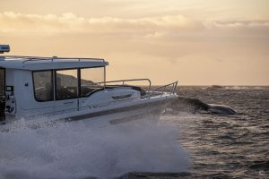 Boats for Sale in London UK - Grosvenor Yachts - Nimbus Commuter 11