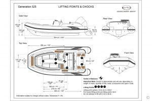 Boats for Sale in London UK - Grosvenor Yachts - Walker Bay Generation DLX 525
