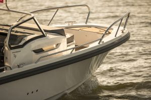 Boats for Sale in London UK - Grosvenor Yachts - Nimbus Tender 9