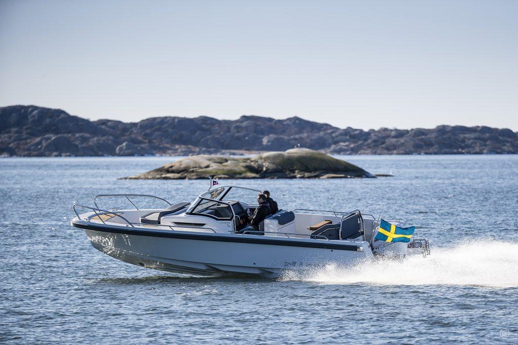 Boats for Sale in London UK - Grosvenor Yachts - Nimbus Tender 9
