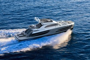 Yachts for Sale in London UK - Grosvenor Yachts - Van der Valk BeachClub 740