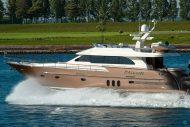 Yachts for Sale in London UK - Grosvenor Yachts - Van der Valk Flybridge 20m