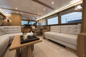 Yachts for Sale in London UK - Grosvenor Yachts - Van der Valk Flybridge 20m