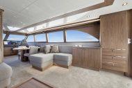 Yachts for Sale in London UK - Grosvenor Yachts - Van der Valk Flybridge 23m