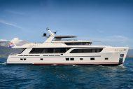 Yachts for Sale in London UK - Grosvenor Yachts - Van der Valk Explorer 30m