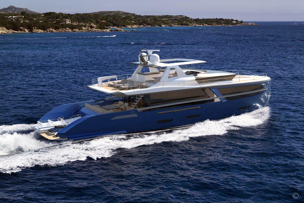 Yachts for Sale in London UK - Grosvenor Yachts - Van der Valk Pilot 26m