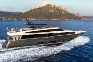 Yachts for Sale in London UK - Grosvenor Yachts - Van der Valk Raised Pilothouse 32m