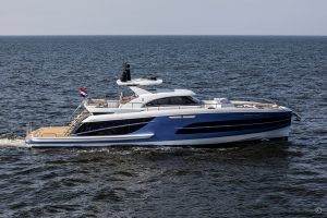 Yachts for Sale in London UK - Grosvenor Yachts - Van der Valk BeachClub 600