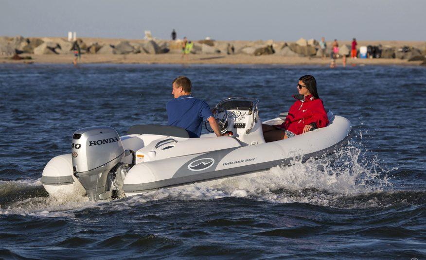 Walker Bay Generation DLX 340