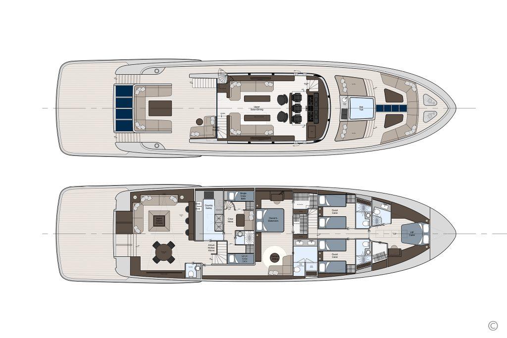 Yachts for Sale in London UK - Grosvenor Yachts - Van der Valk BeachClub 1000