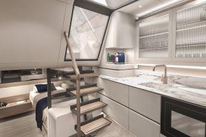 Yachts for Sale in London UK - Grosvenor Yachts - Van der Valk California 52