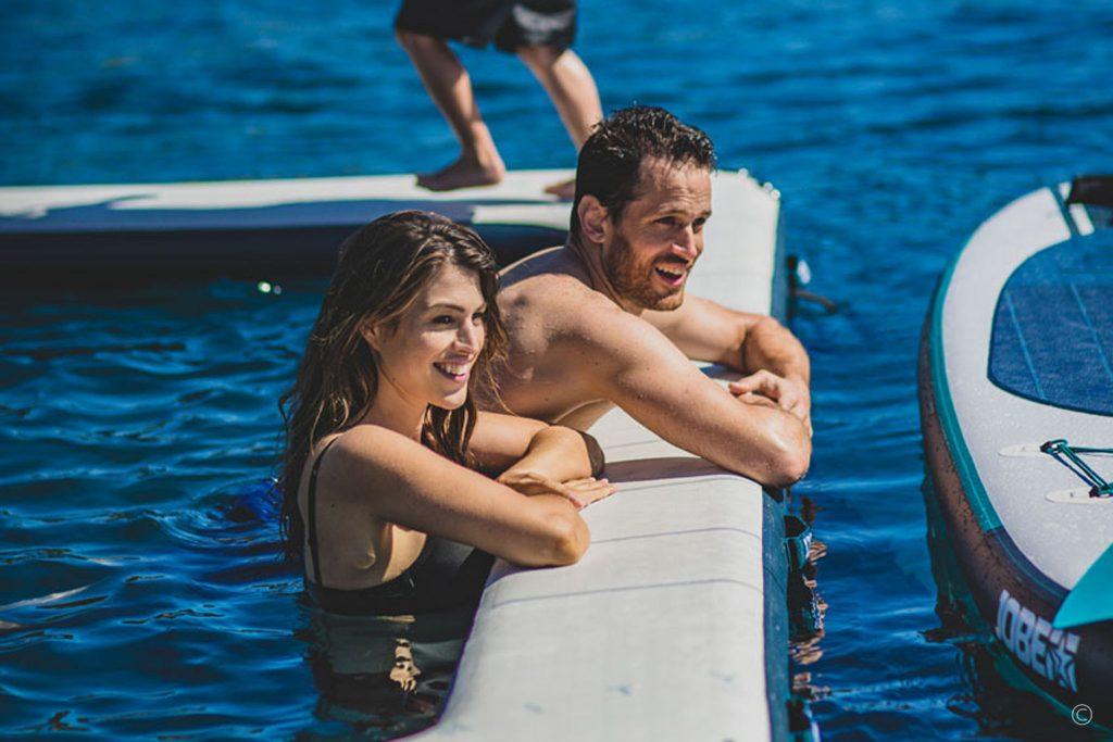 Yachts for Sale in London UK - Grosvenor Yachts - Jobe Infinity Pool