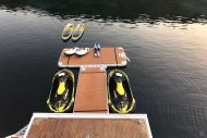 Yachts for Sale in London UK - Grosvenor Yachts - Nautibuoy Inflatable Voyager Platform