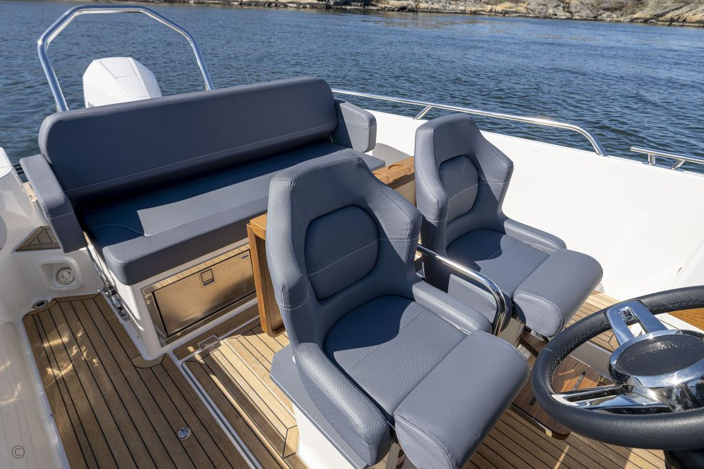 Boats for Sale in London UK - Grosvenor Yachts - Nimbus Tender 8