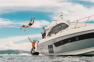 Yachts for Sale in London UK - Grosvenor Yachts - Radinn Freeride G3 Jetboard
