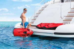 Yachts for Sale in London UK - Grosvenor Yachts - Cayago Seabob F5SR Sea Scooter