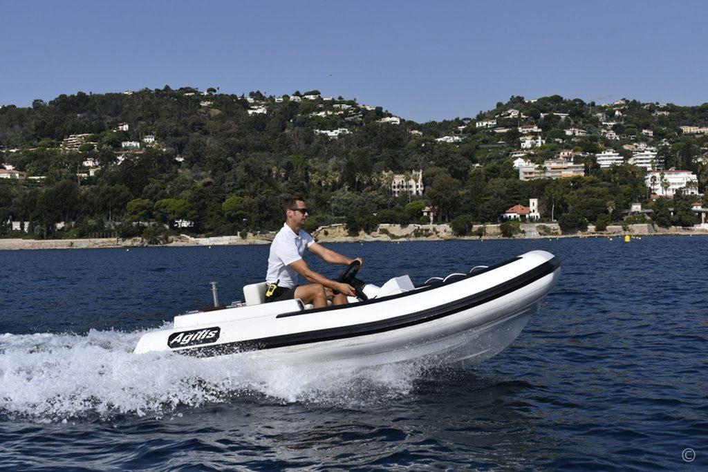 Boats for Sale in London UK - Grosvenor Yachts - Agilis 355 Jet Tender