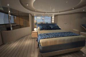 Yachts for Sale in London UK - Grosvenor Yachts - Silent Yachts 80 Trideck