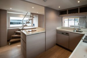 Yachts for Sale in London UK - Grosvenor Yachts - Gulf Craft Nomad 75 SUV