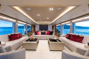 Yachts for Sale in London UK - Grosvenor Yachts - Gulf Craft Majesty 100