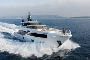 Yachts for Sale in London UK - Grosvenor Yachts - Gulf Craft Majesty 100