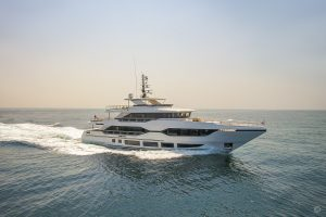 Yachts for Sale in London UK - Grosvenor Yachts - Gulf Craft Majesty 120