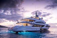Yachts for Sale in London UK - Grosvenor Yachts - Gulf Craft Majesty 140