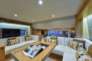 Yachts for Sale in London UK - Grosvenor Yachts - Gulf Craft Majesty 48