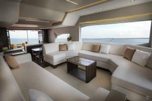 Yachts for Sale in London UK - Grosvenor Yachts - Gulf Craft Majesty 62
