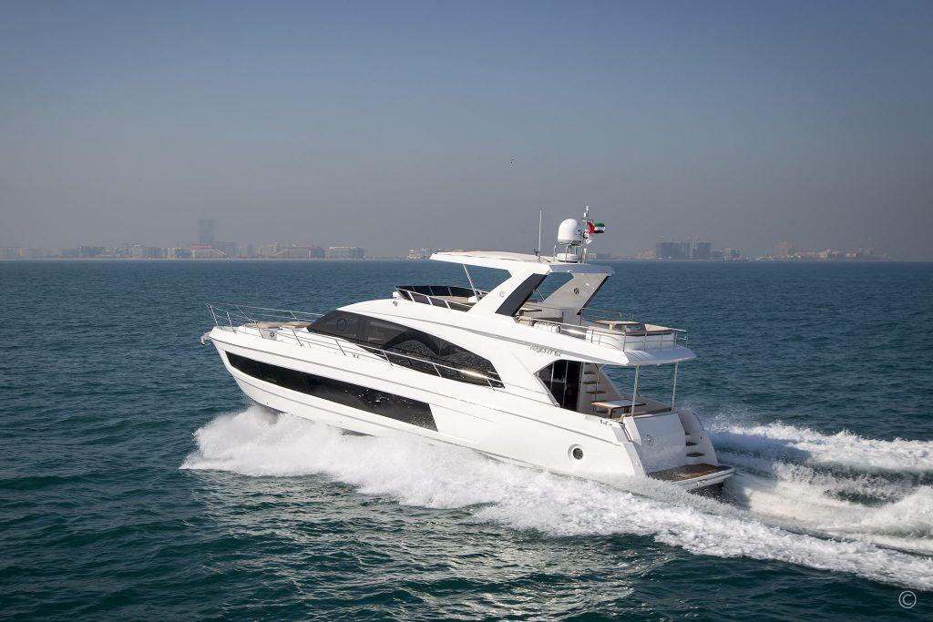 Yachts for Sale in London UK - Grosvenor Yachts - Gulf Craft Majesty 62