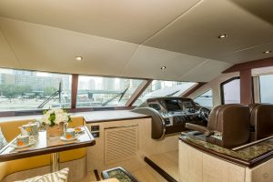 Yachts for Sale in London UK - Grosvenor Yachts - Gulf Craft Majesty 90